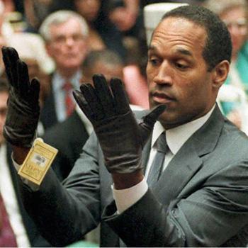 //oj simpson gloves trial