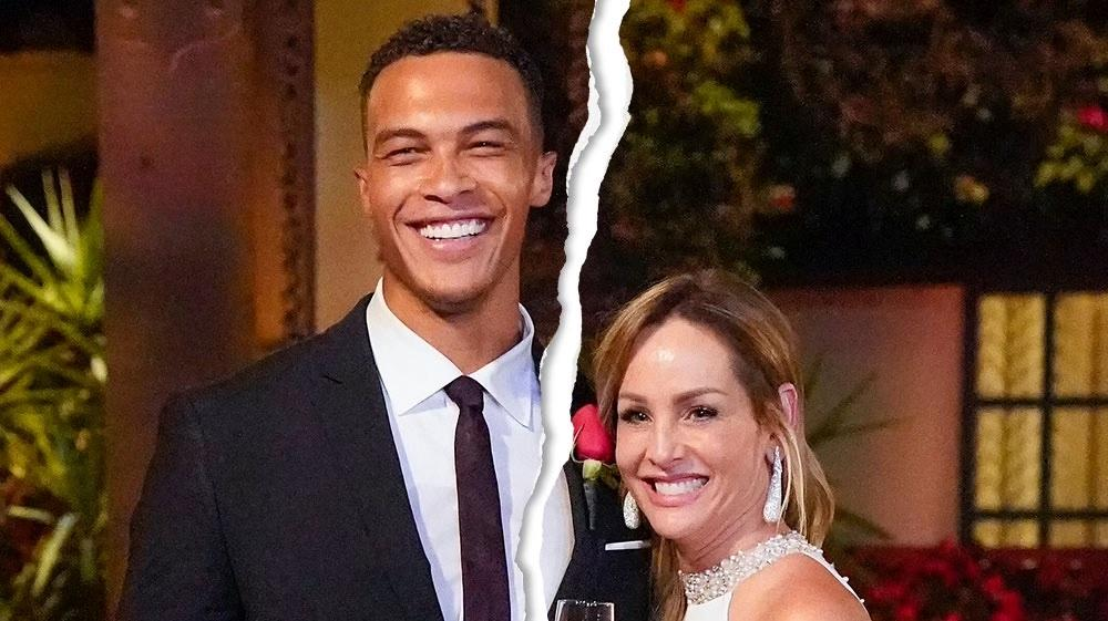 'The Bachelorette' Couple Clare Crawley and Dale Moss Call it Quits