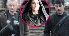Game Of Thrones Star Sophie Turner Wild Night Out
