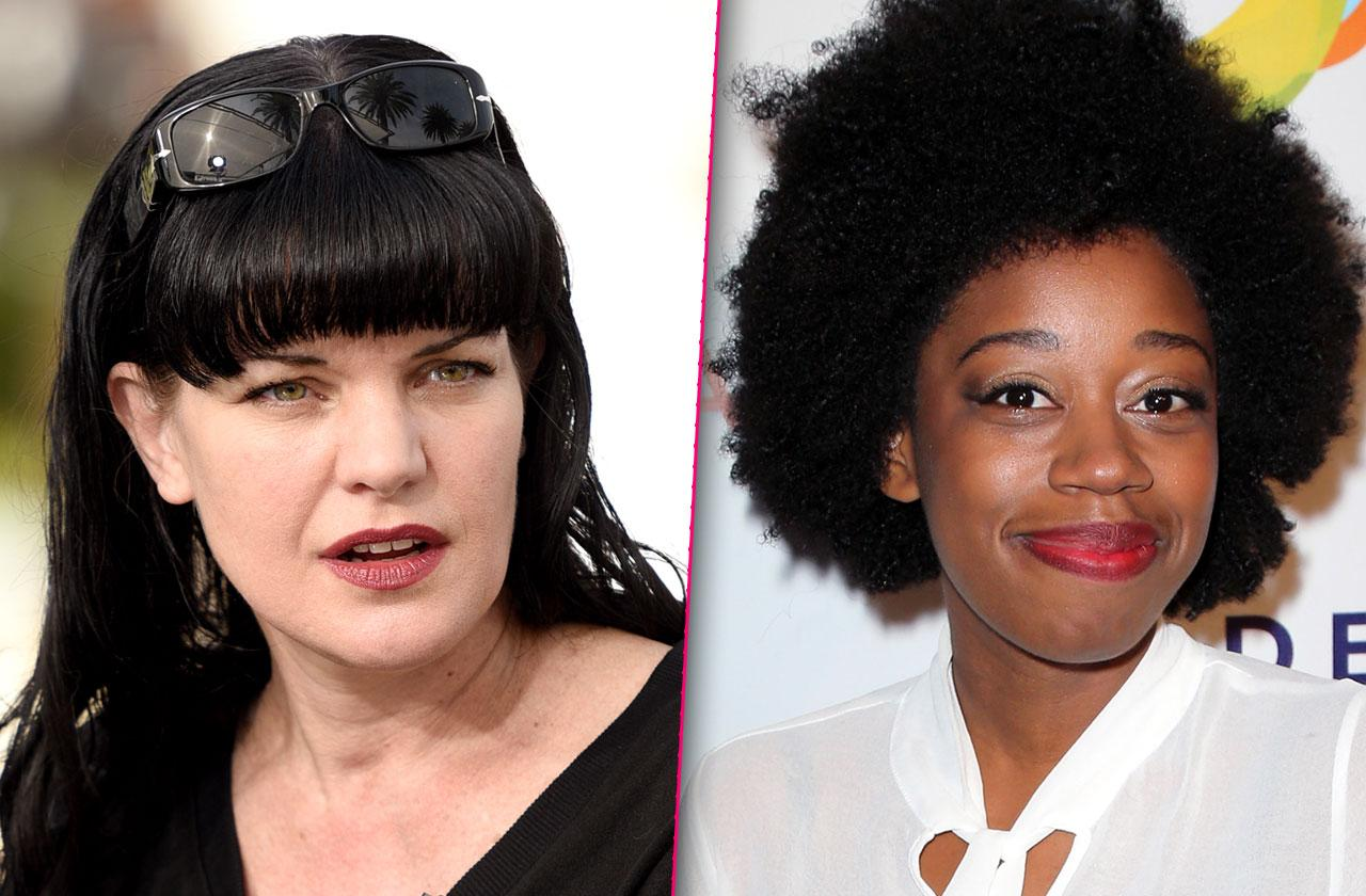 //Pauley Perrette Replaced NCIS Cast Feud pp