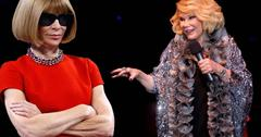 //joan rivers anna wintour
