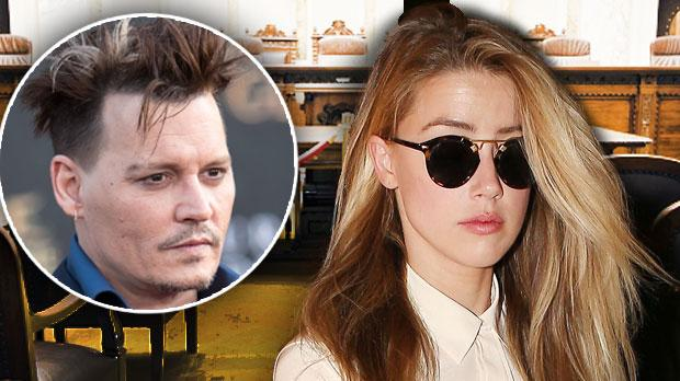 amber heard no show deposition johnny depp divorce