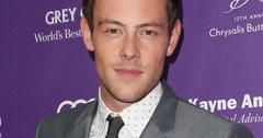 // actor cory monteith attends the th annual gettyimages