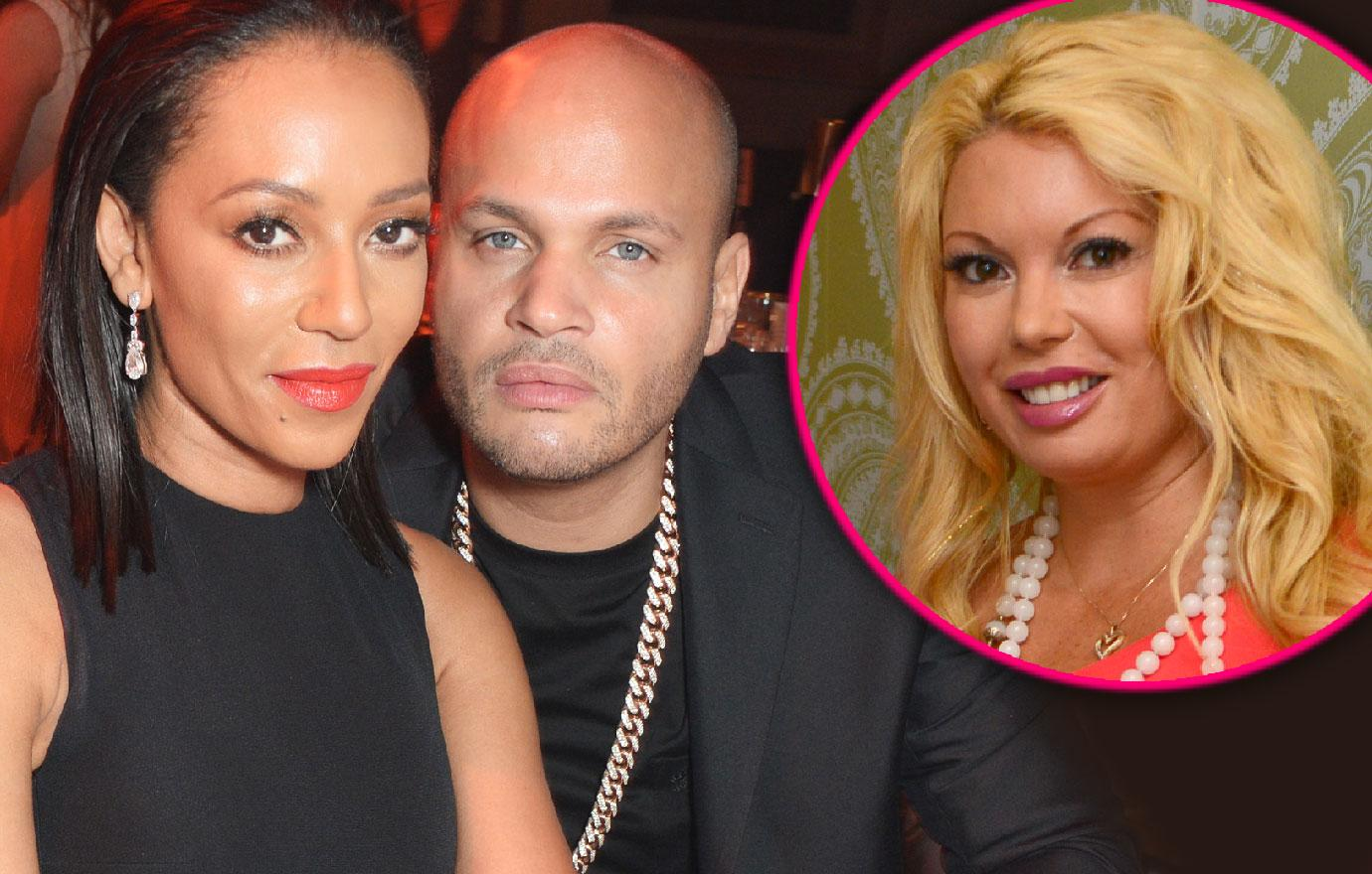 Playboy Model Claims Threesome With Mel B