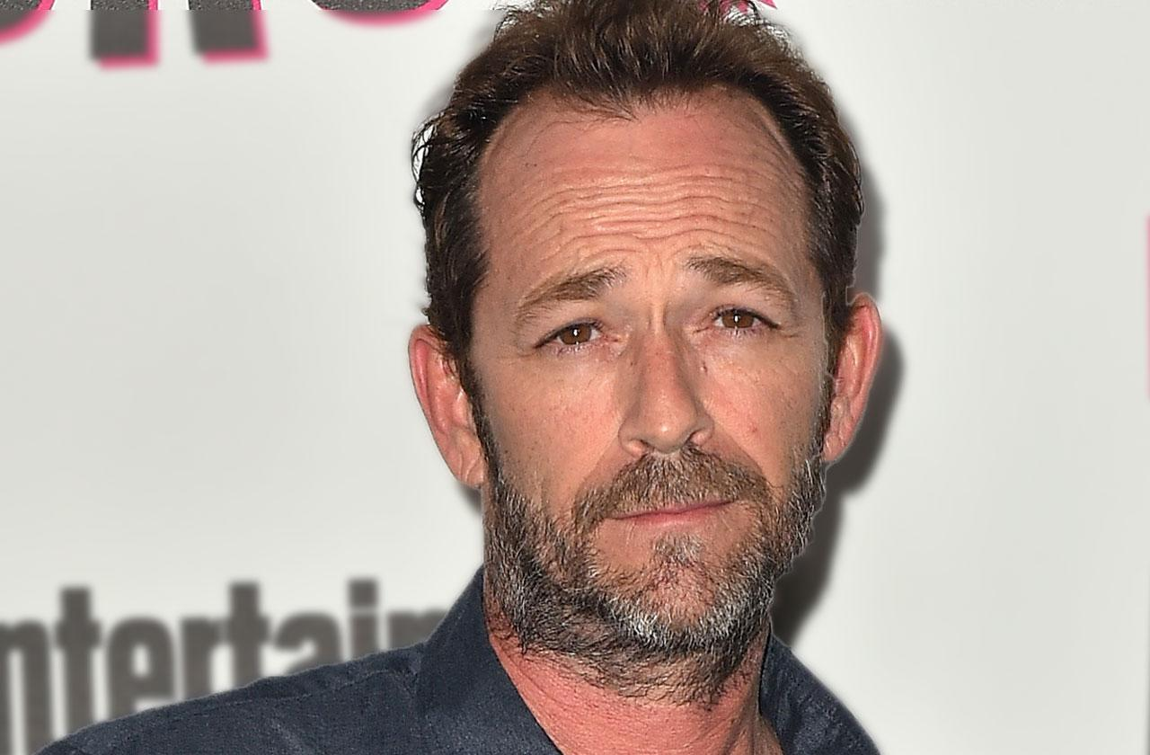 Luke Perry Dead Second Stroke Hospital