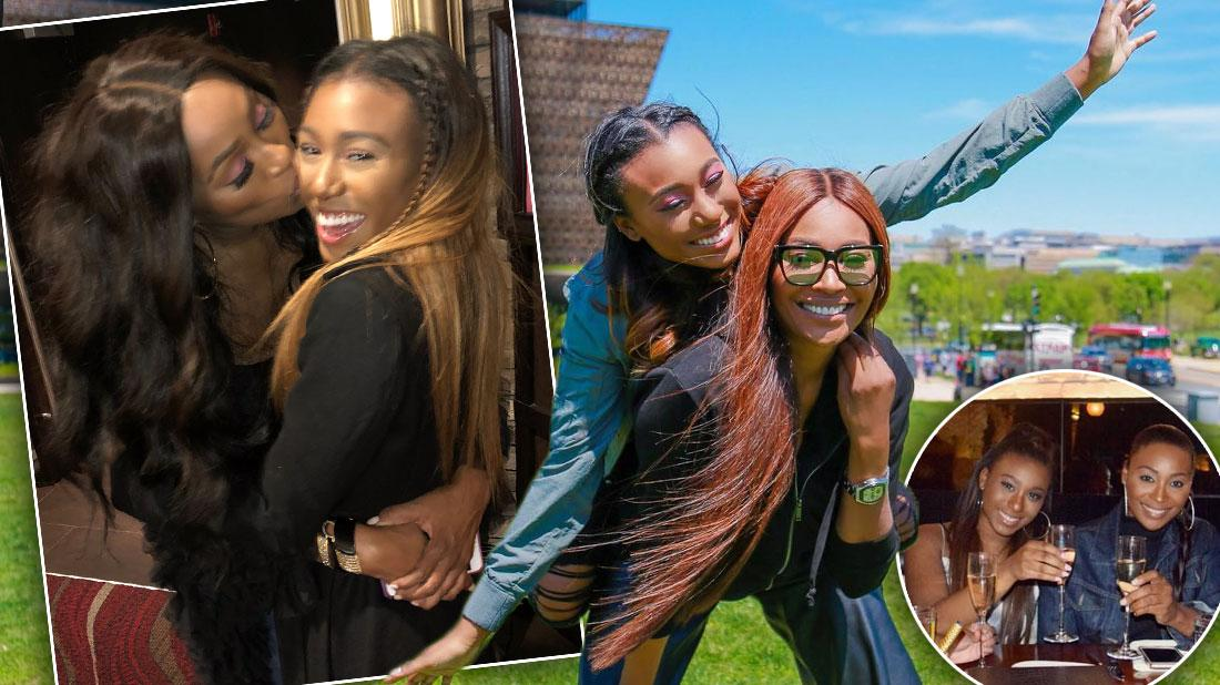 RHOA's Cynthia Bailey's Daughter Noelle Comes Out: Sexually Fluid