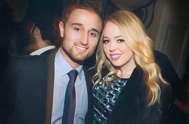 Donald Trump Daughter Tiffany Boyfriend Steamy Hamptons Date