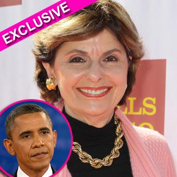 //gloria allred obama wenn