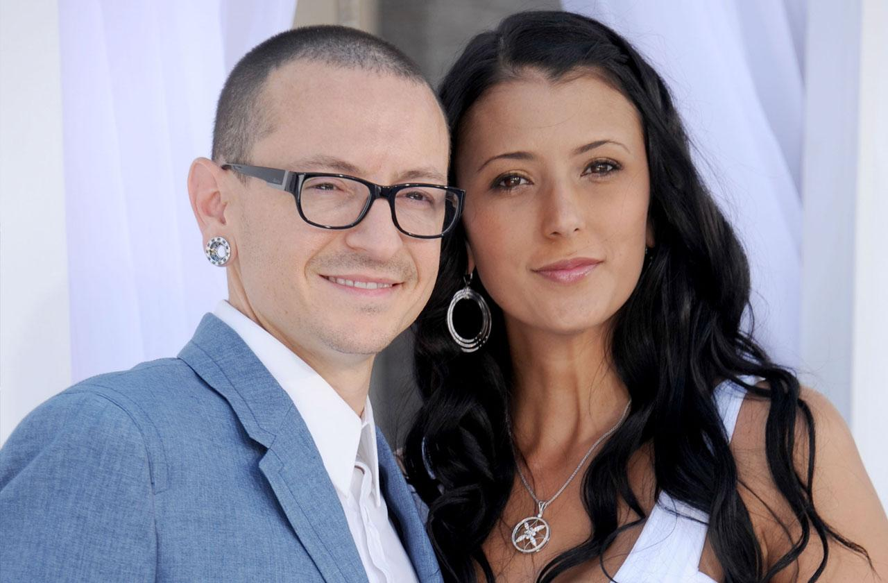 //chester bennington widow speaks after suicide pp