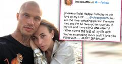 Hot Felon Jeremy Meeks Post Birthday Message Chloe Green