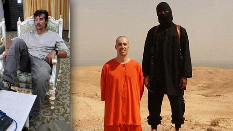 //james foley isis wide pp
