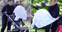 Janet Jackson Steps Out With Son After Split Wissam Al Mana