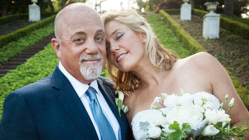 Inside Billy Joel's Surprise Wedding