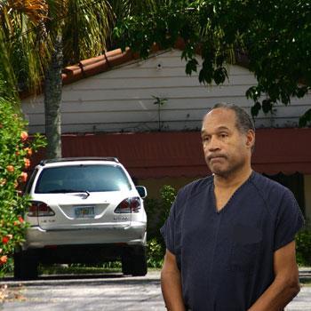 //oj simpson house