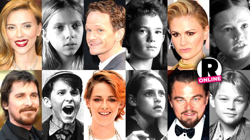 //child stars first big roles leonardo dicaprio drew barrymore pp sl
