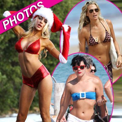 //celebrity brides bikini post_