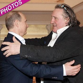 //gerard depardieu vladimir putin russian passport post