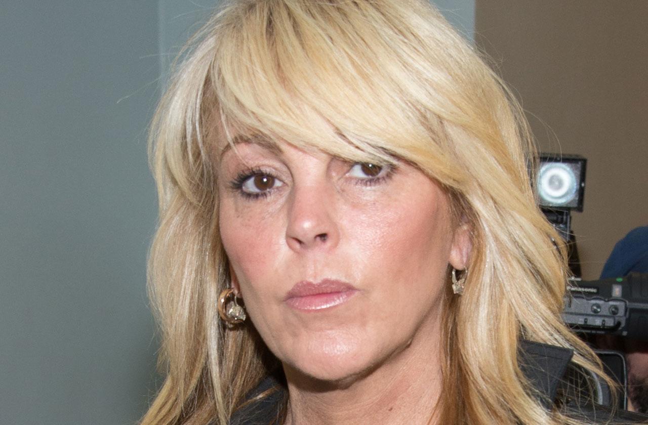 Dina Lohan Bankruptcy Nightmare-Too-Broke-To-Pay-Debt