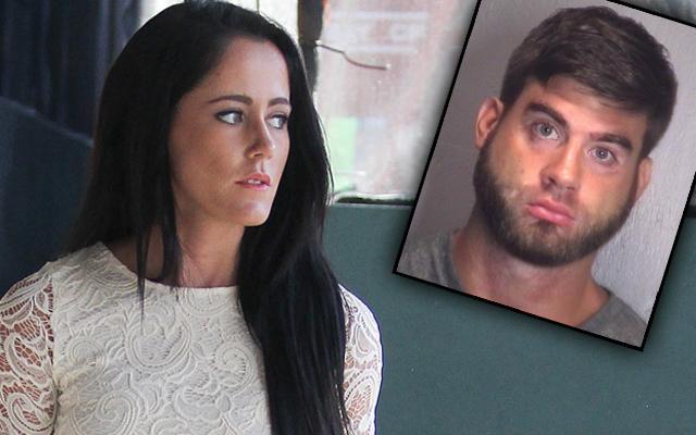 Jenelle Evans Boyfriend David Eason Mug Shot