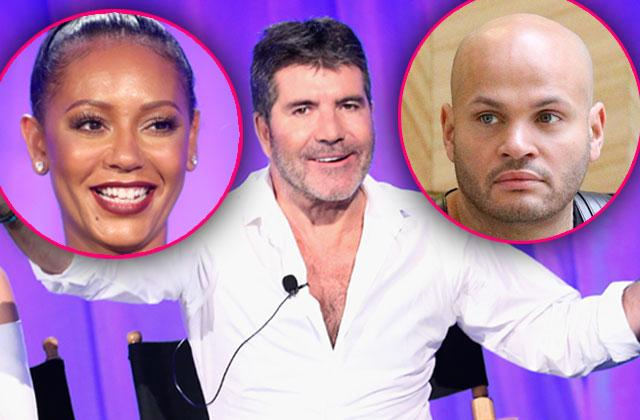 Stephen Belafonte Mel B Divorce Simon Cowell Affair Rumors