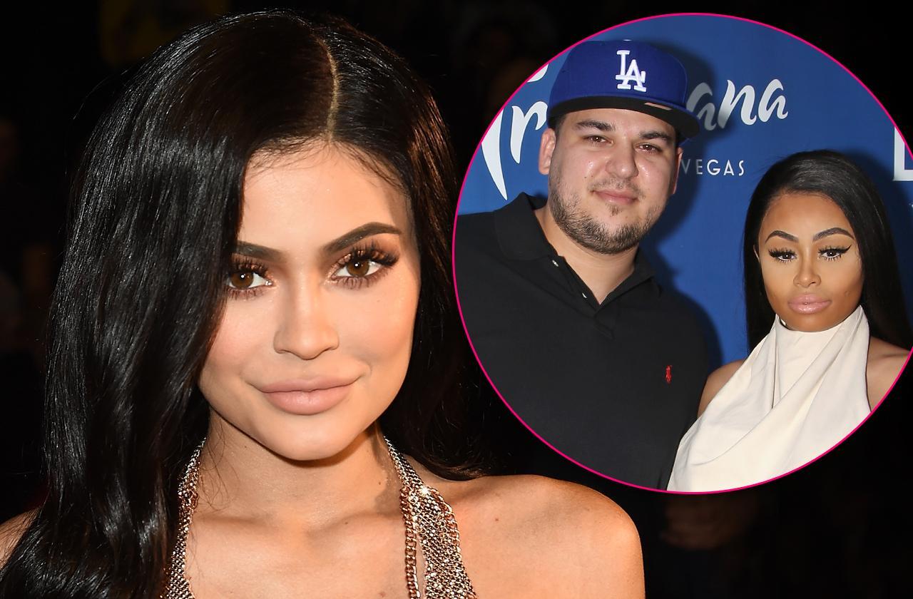 Kylie Jenner Out Of Rob Kardashian Blac Chyna Lawsuit