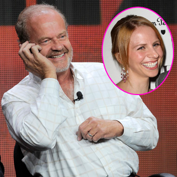 //kelsey grammer cell phone stage