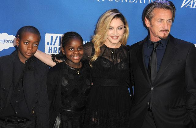 Madonna Sean Penn Relationship Adoption