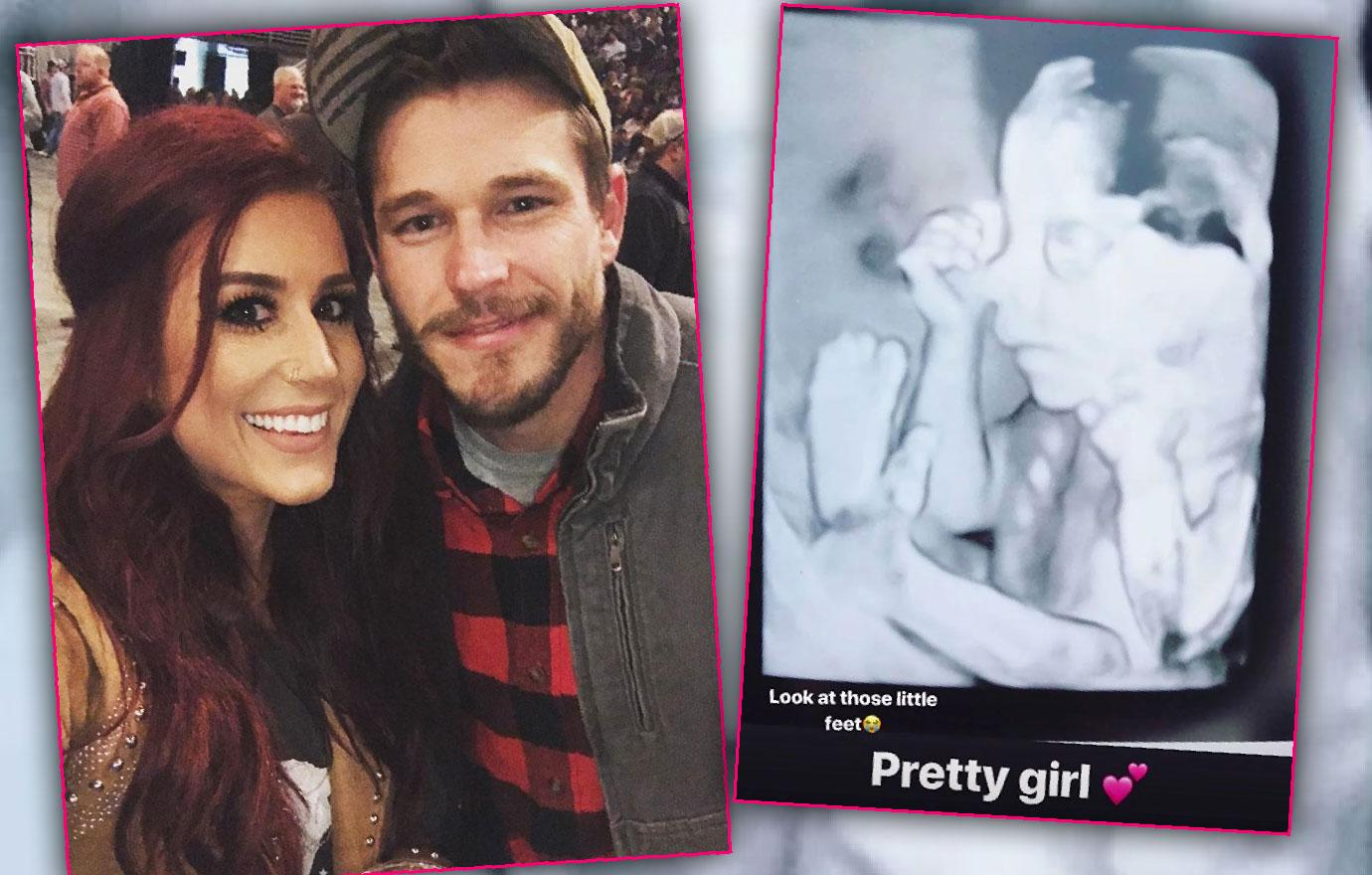 Chelsea Houska Posts Ultrasound Baby Pic After Adam Lind Scandal