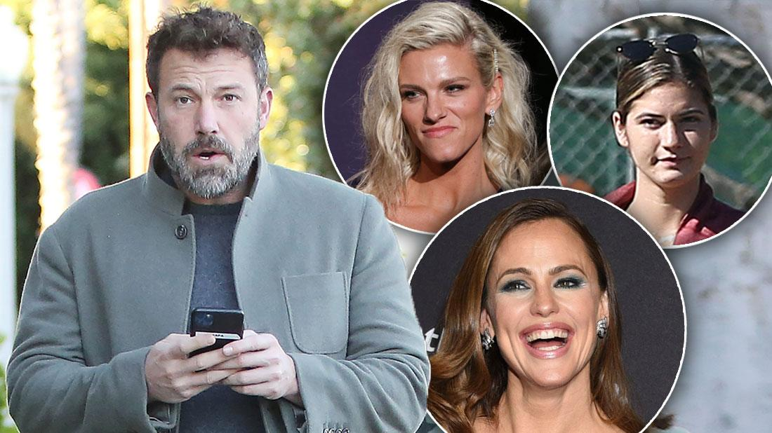 Ben Affleck Looking For Love On Dating App Raya