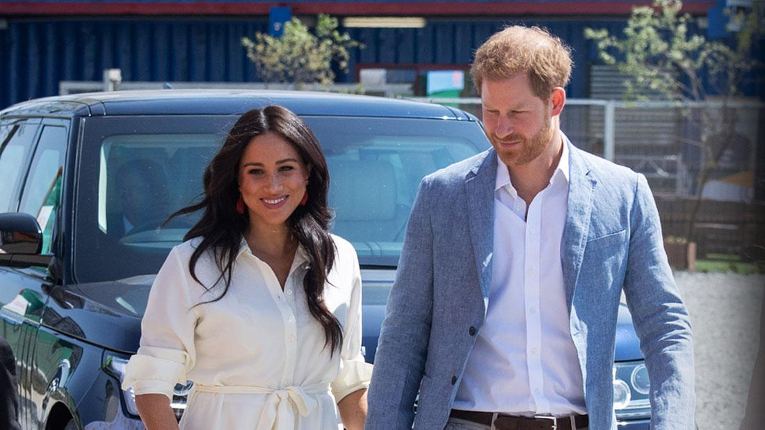 Meghan Markle & Prince Harry Plan To Spend Summer In L.A.