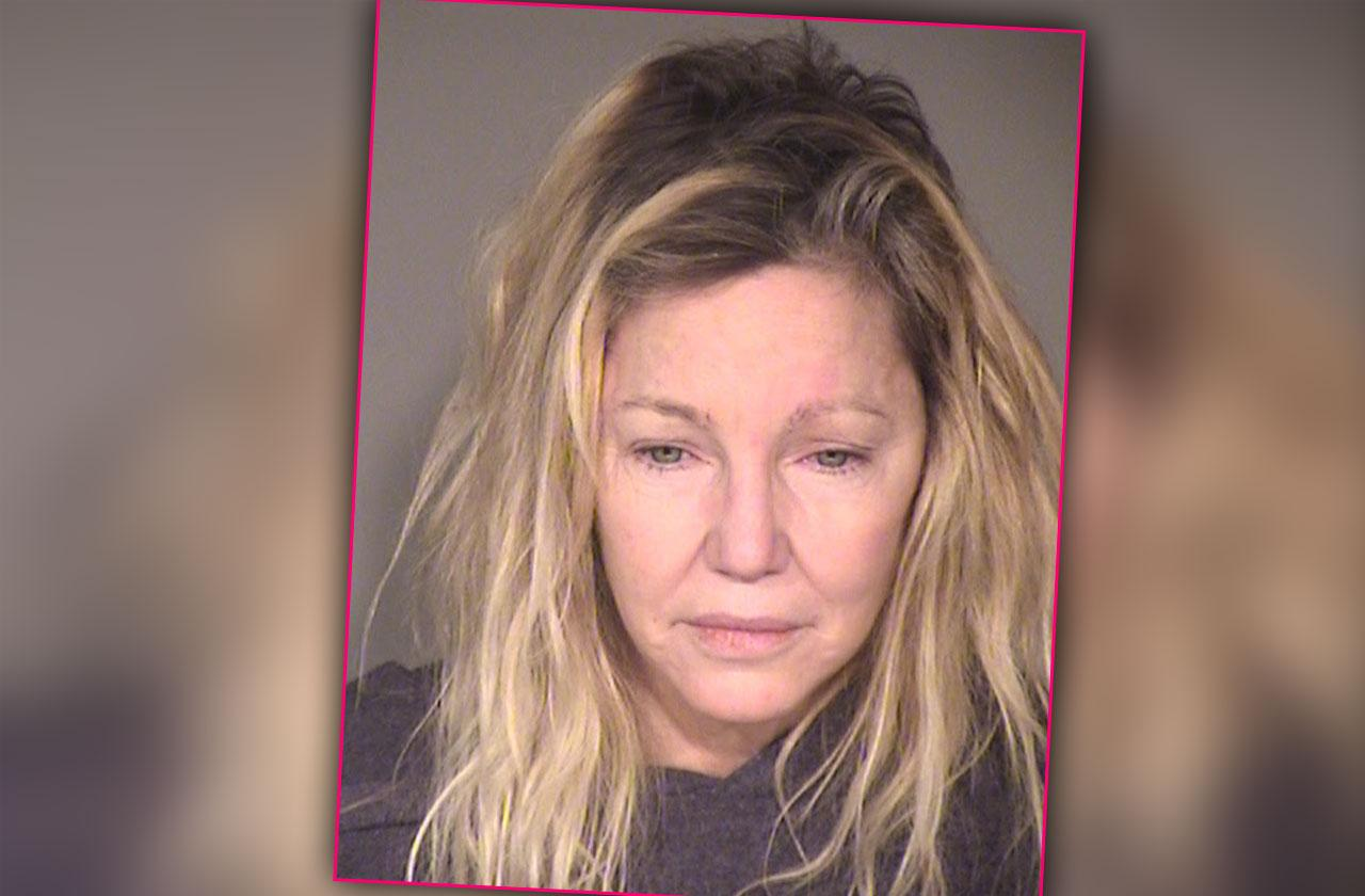 //heather locklear arrest detox pp