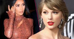 Kim Kardashian Furious After Taylor Swift Slams Her