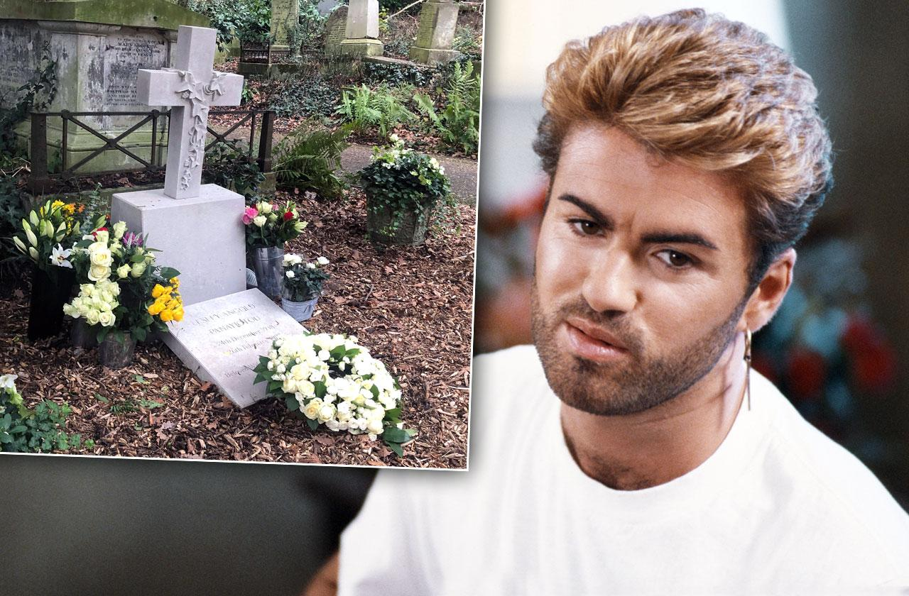 George Michael Family Refuse Headstone Fear Stalkers