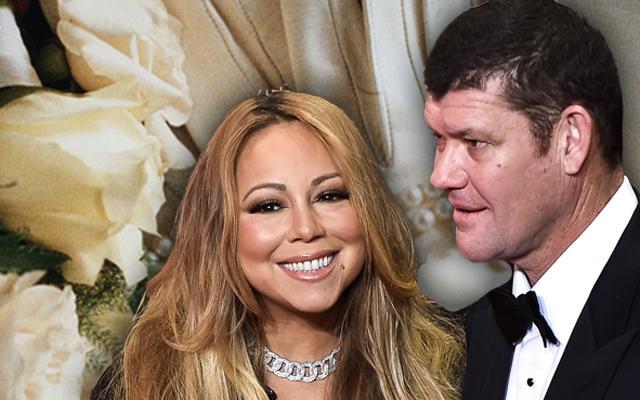 Mariah Carey James Packer Wedding Details