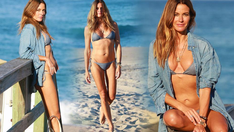 Kelly Bensimon Bikini Florida
