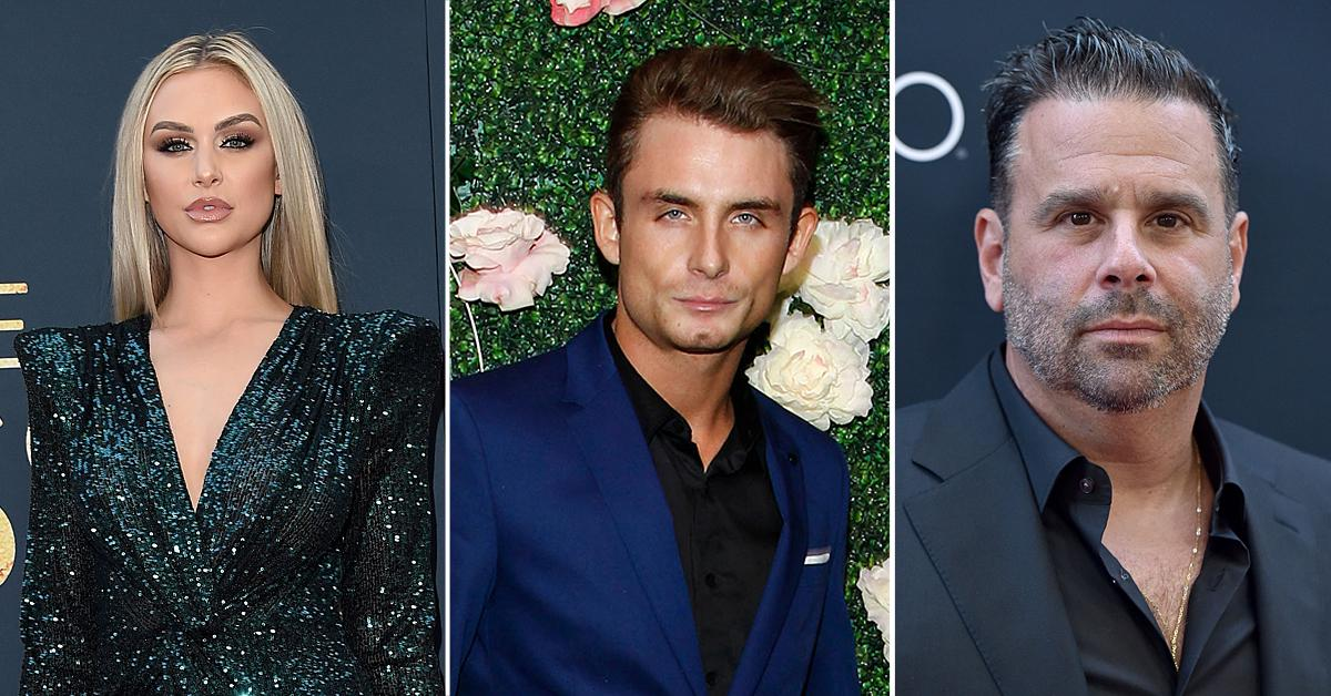 lala kent friend james kennedy questions authenticity split randall emmet perfect timing