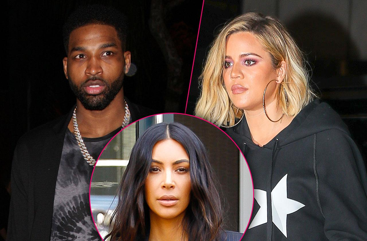 //kim kardashian khloe kardashian break up cheating tristan thompson pp