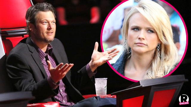 Blake Shelton Bans Miranda Name