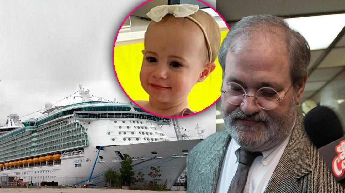 Chloe Wiegand - Salvatore Anello - Grandfather Pleads Guilty After Granddaughter Falls Off Cruise