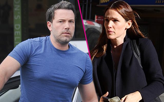 Ben Affleck Jennifer Garner Interview Marriage Divorce Affair
