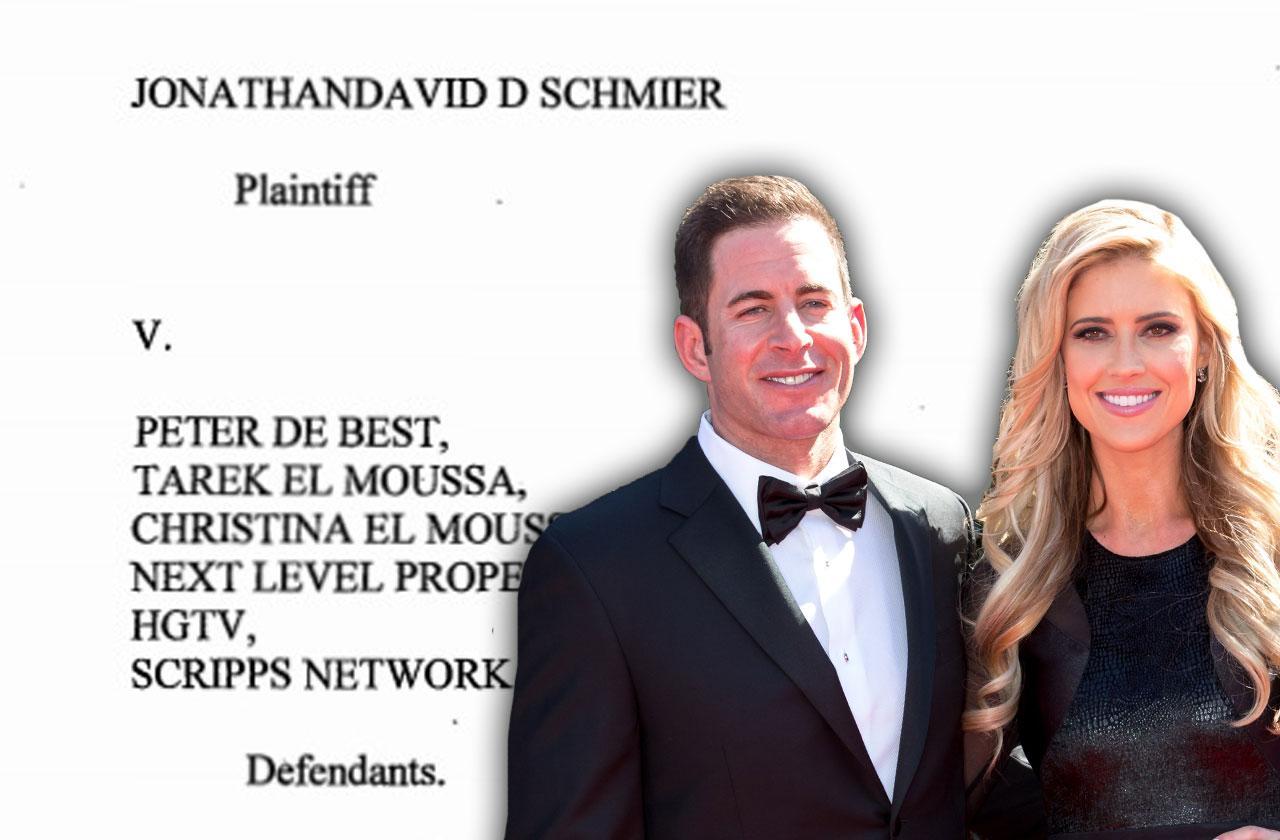 //christina el moussa divorce tarek el moussa flip or flop lawsuit ex employee dismiss pp