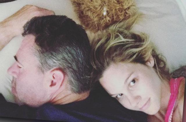 Meghan Edmonds Posts Pic With Sleeping Husband Amid Marriage Problems