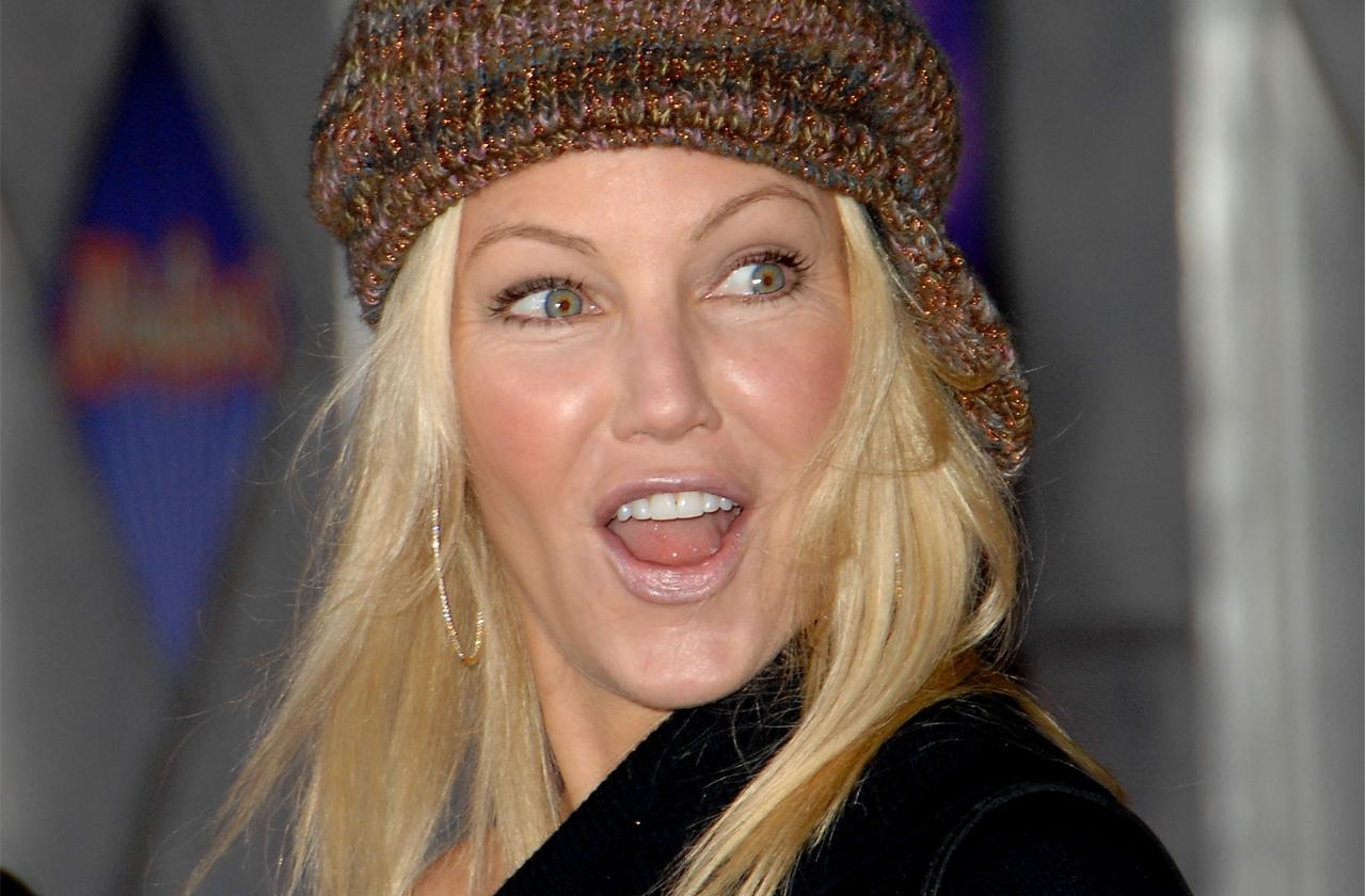 Heather Locklear Refuses Return Rehab
