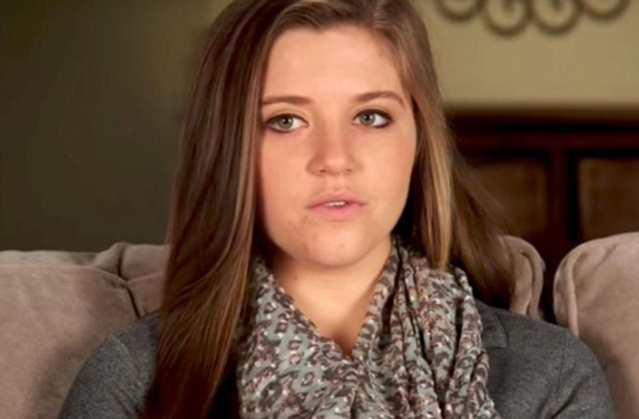//joy anna duggar reveals she voted republican before her birthday pp