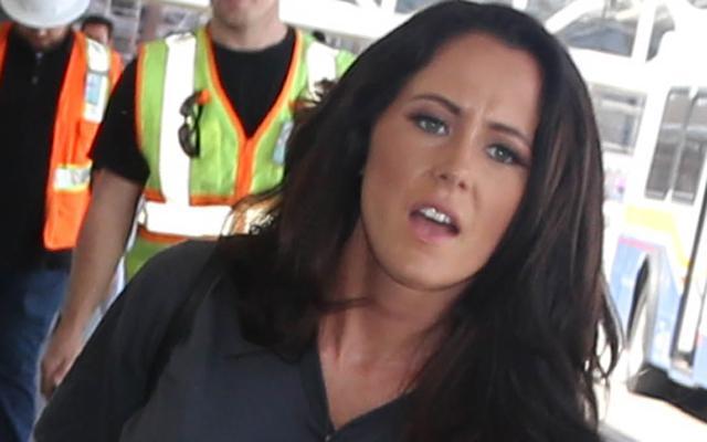 Jenelle Evans Filmed Police Visit