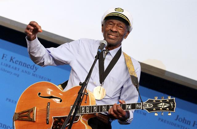 //chuck berry dies at  obituary pp