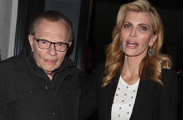 //larry king wife shawn king affair pp