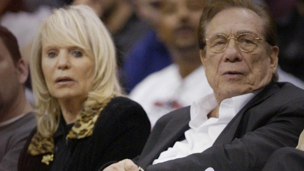 Donald Sterling Wife NBA Lawsuit