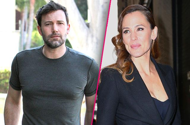 //ben affleck jennifer garner back together paris pp