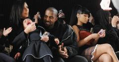 North West Cries At Fashion Show